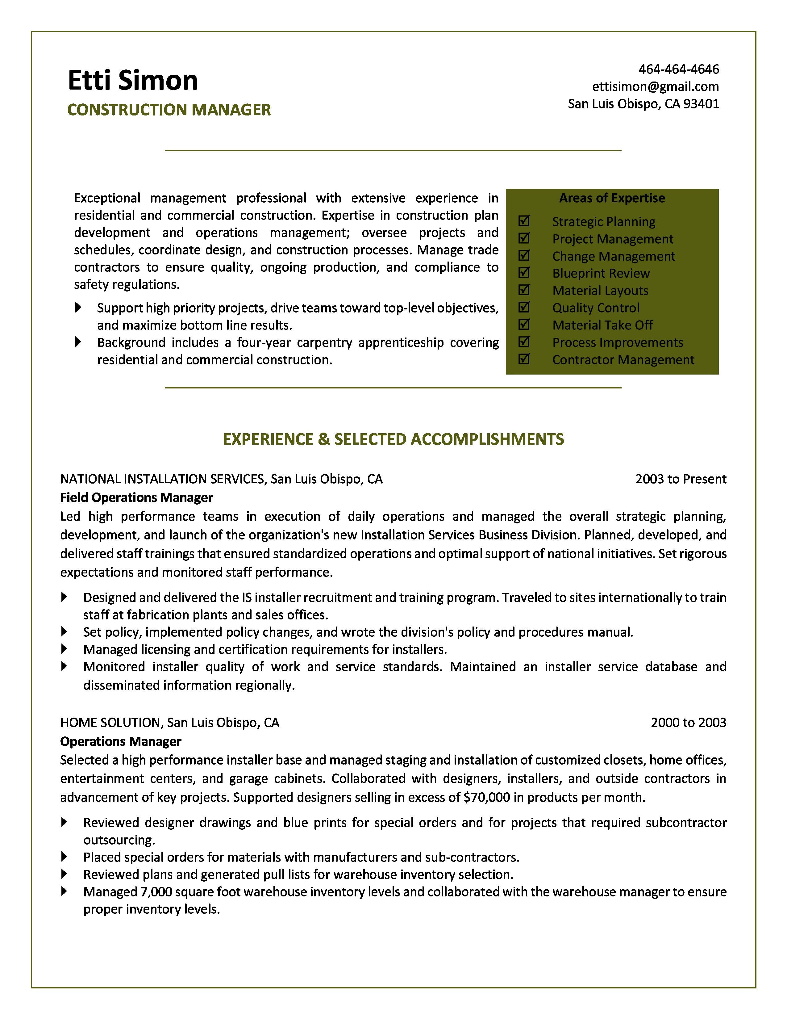 essential professional mid career resume package a vita career